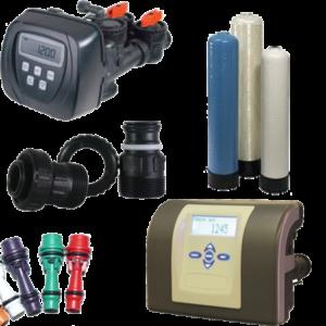 Клапаны управления и комплектующие