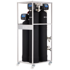 Комплексная станция очистки воды (Oxidizer) WWR-2500 B UV(технология бескомпрессорной аэрации)